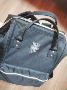 アネロのバッグ